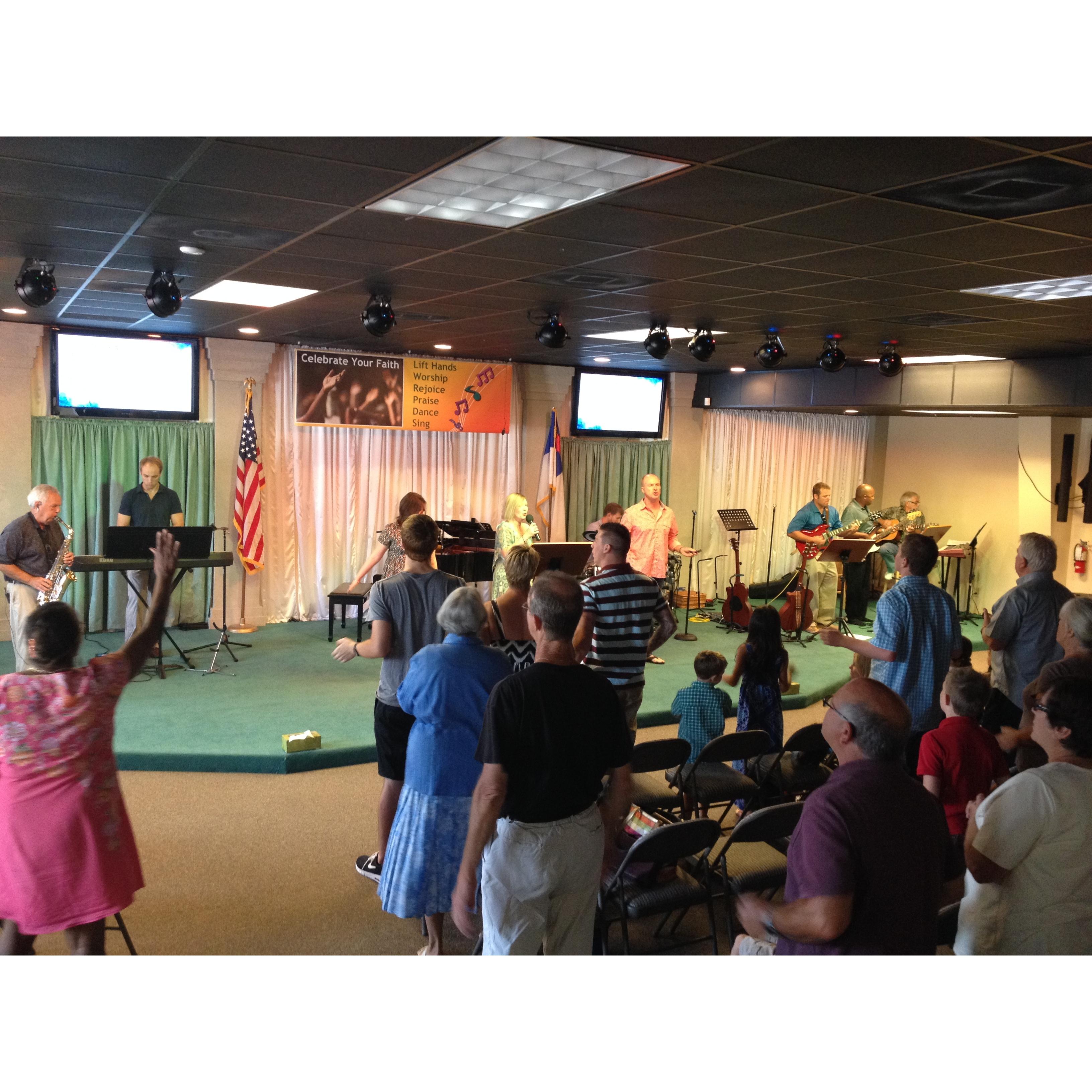 Glad Tidings Celebration and Faith Church image 4