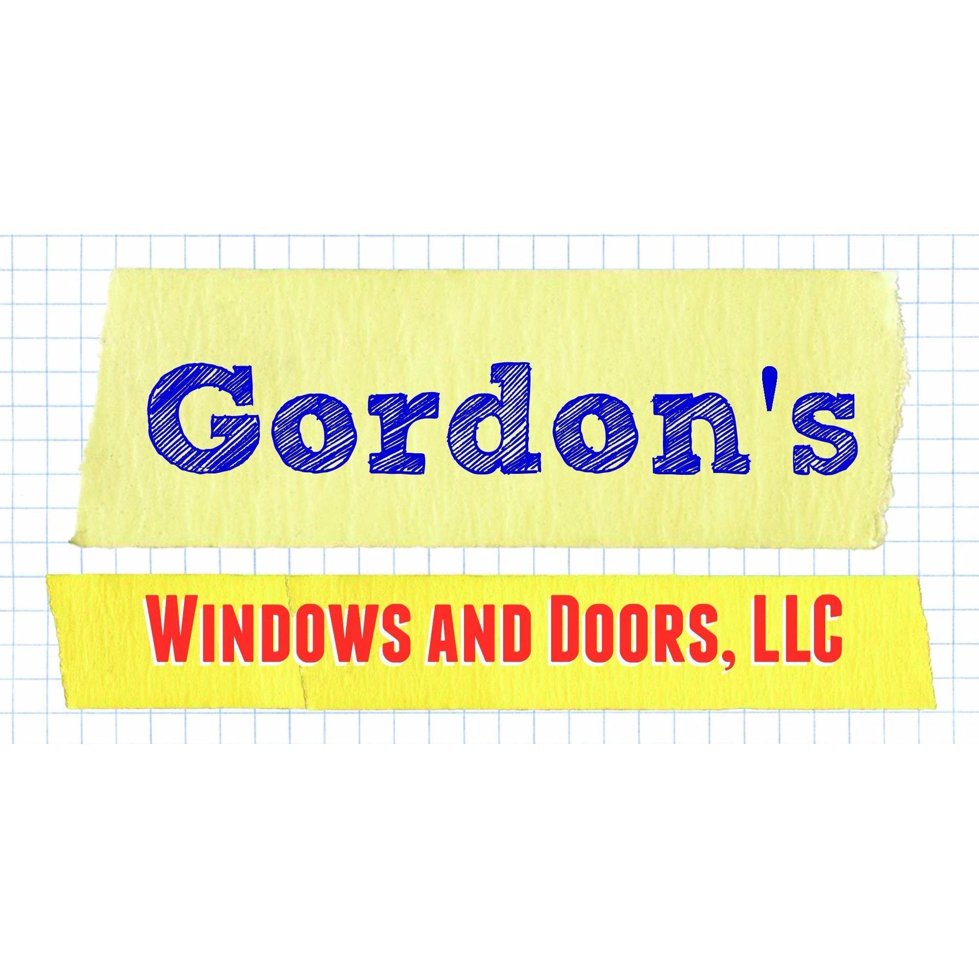 Gordon's Windows & Doors image 0