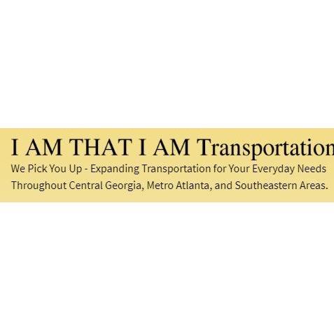 I AM THAT I AM Transportation