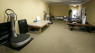 Wesley Chapel Chiropractor Therapy equipment