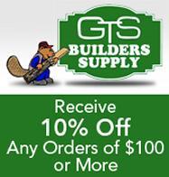 GTS Builders Supply Inc image 0