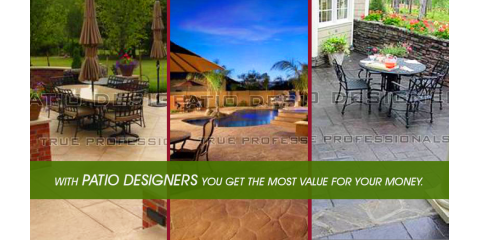Patio Designers 545 Jefferson Boulevard #17 West Sacramento, CA Masonry    MapQuest