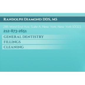 Randolph M Diamond, DDS MS