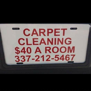 Carpet Cleaning $40 A Room