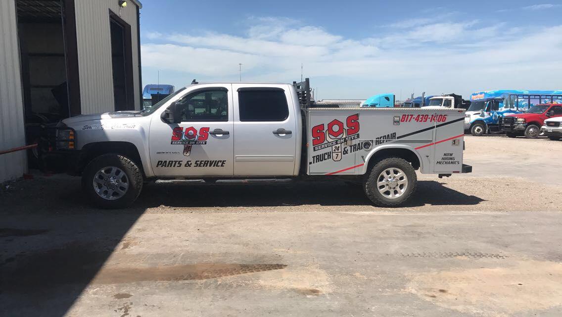 SOS Truck and Trailer Repair image 0