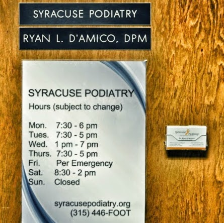 Syracuse Podiatry image 1