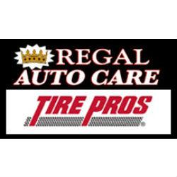 Regal Auto Care Tire Pros