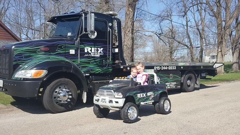 Rex Towing Inc. image 0