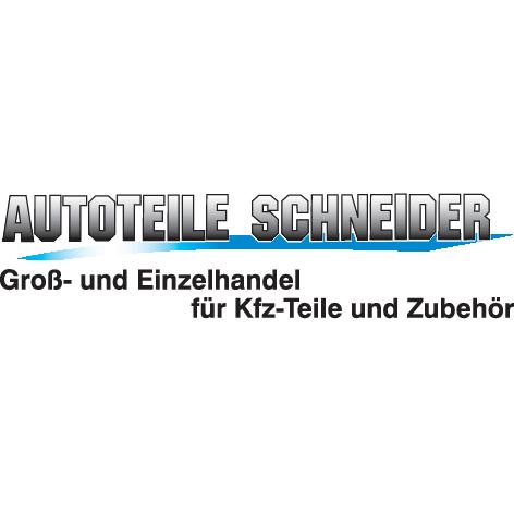 Logo von Autoteile Schneider