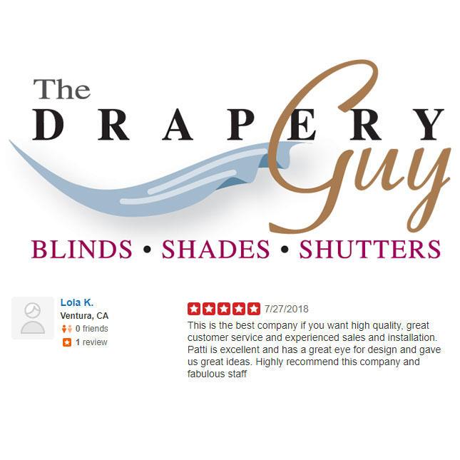The Drapery Guy - Window Treatments Westlake Village image 24