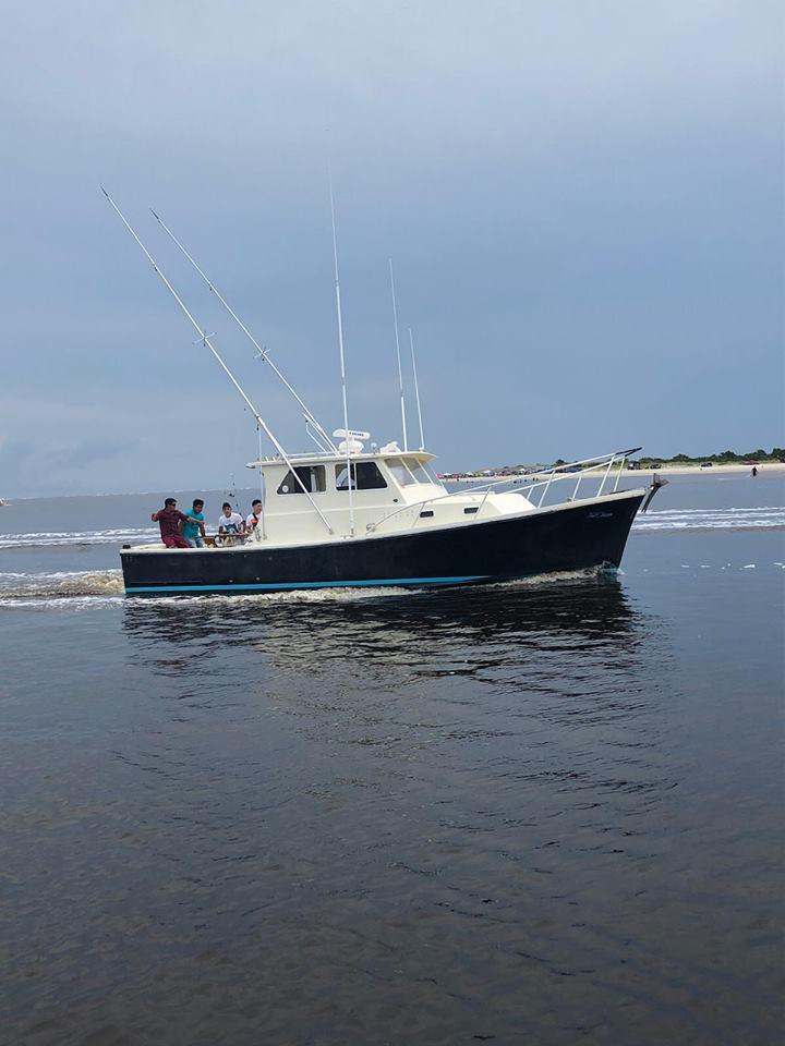 Tail Chaser Charter Fishing image 0