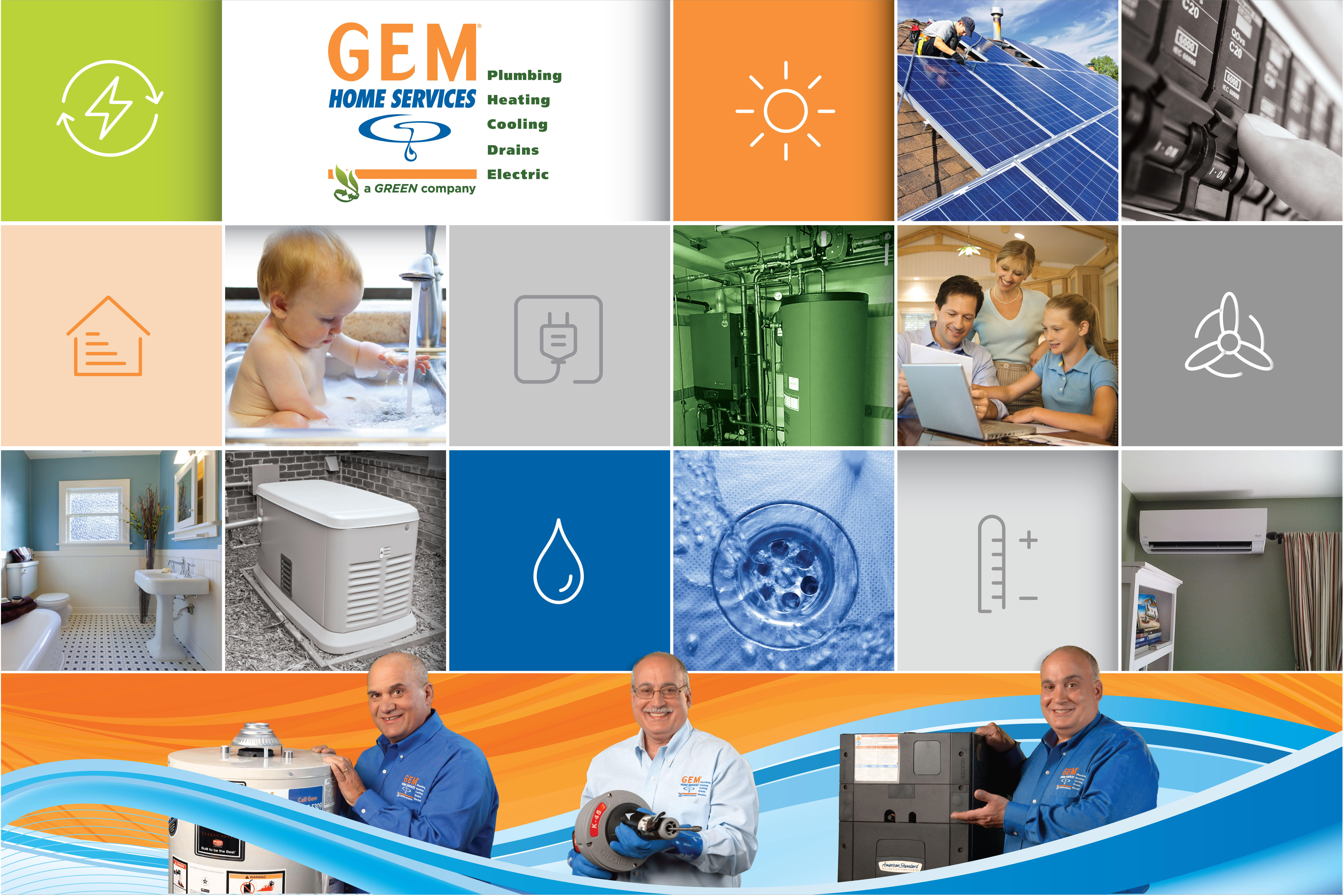 Gem Plumbing & Heating Services, Inc. image 2