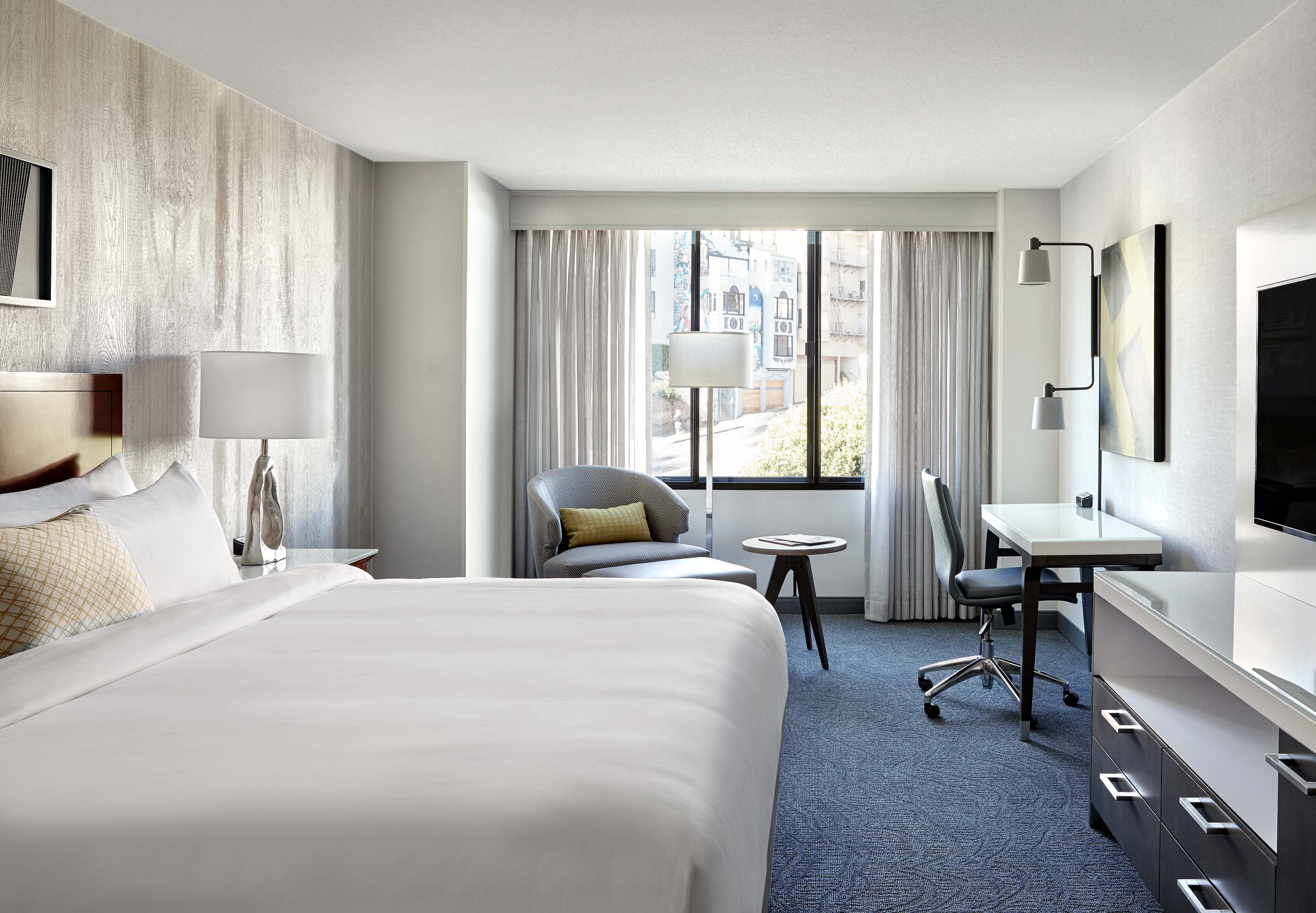 Fisherman's Wharf Hotels | San Francisco Marriott