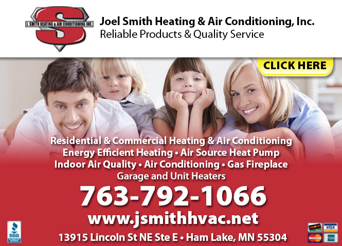 Joel Smith Heating & Air Conditioning, Inc. image 0
