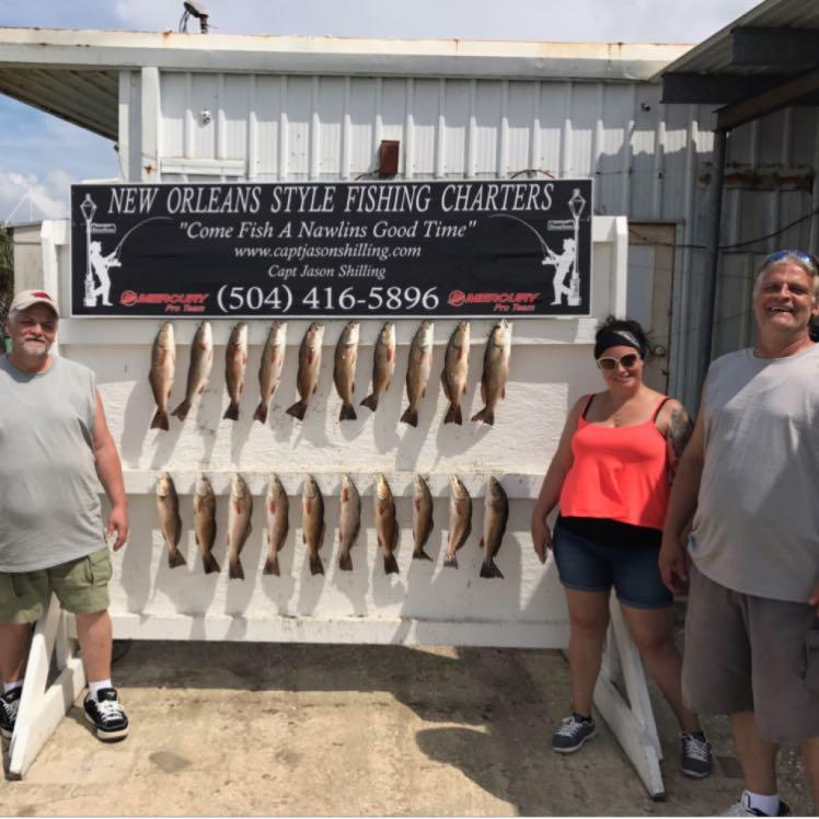 New Orleans Style Fishing Charters LLC image 58