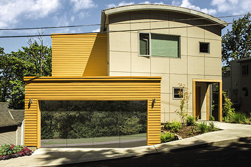 Creative Door - Saskatoon Garage Door & Overhead Door Specialists in Saskatoon: Wayne Dalton Luminous Garage Door Model 8450