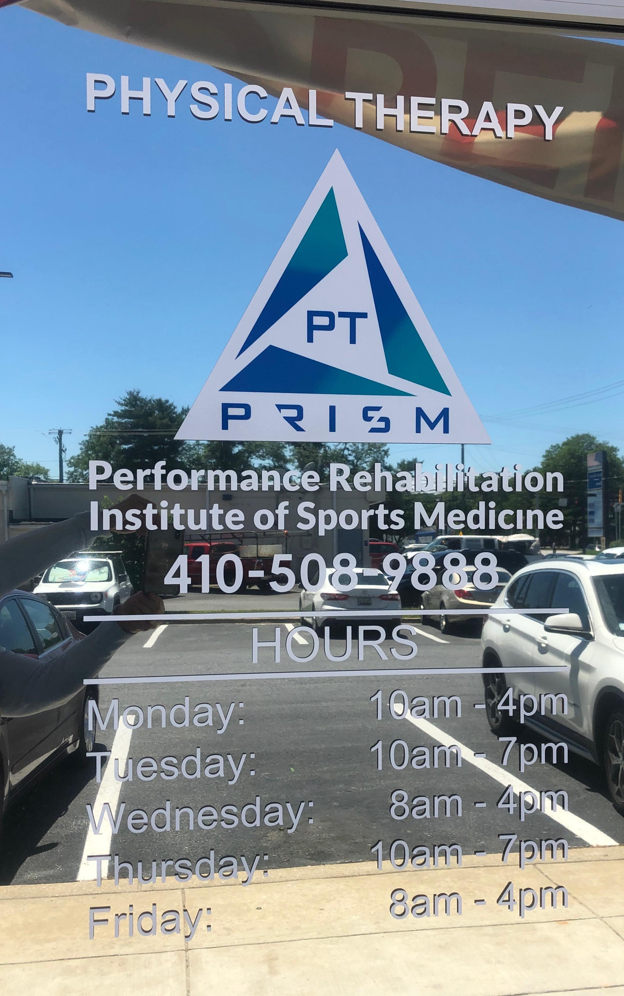PRISM Physical Therapy