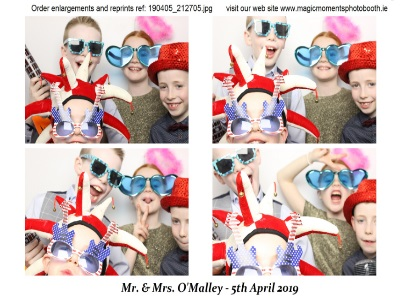 Magic Moments Photo Booths