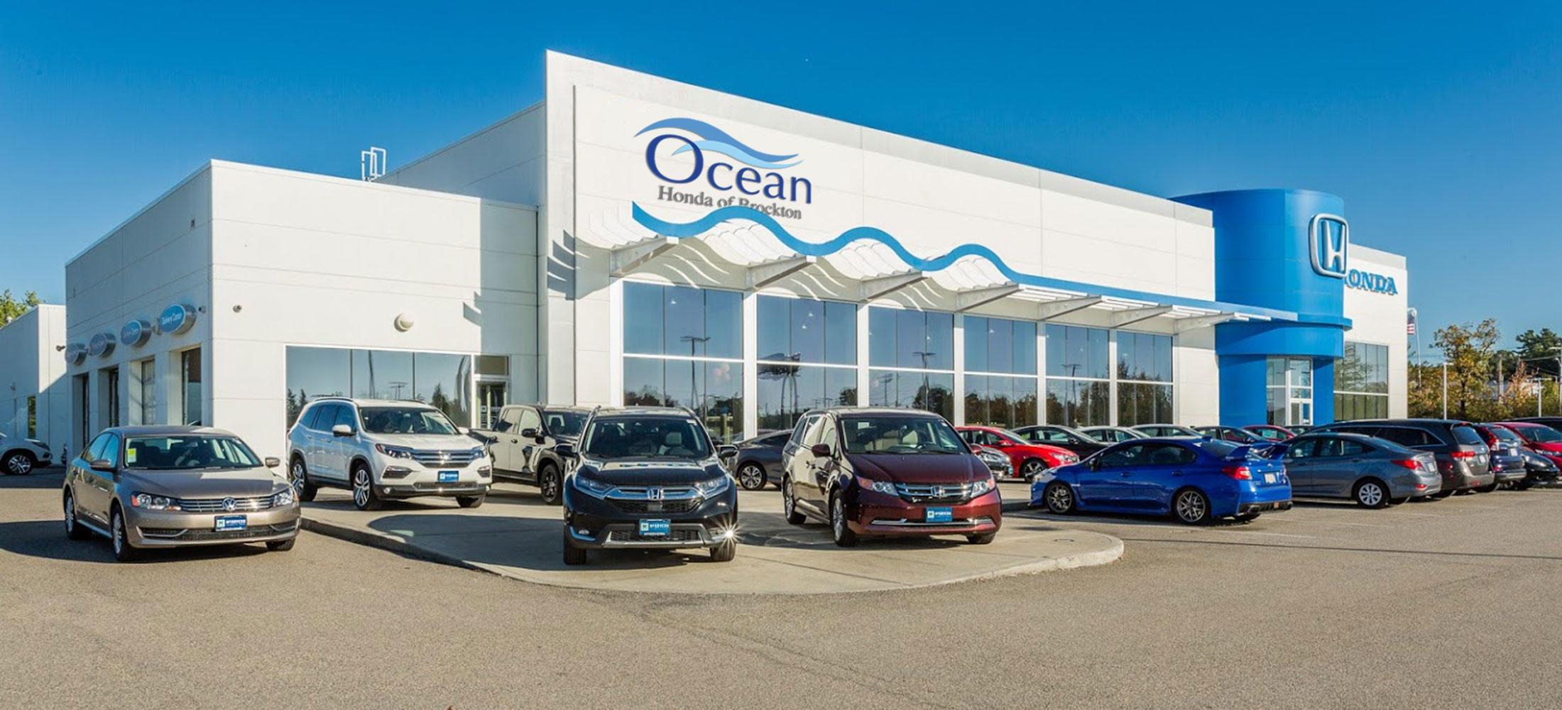 Ocean Honda of Brockton image 0