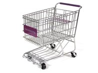 Purple Dreamkeeper Shopping Cart