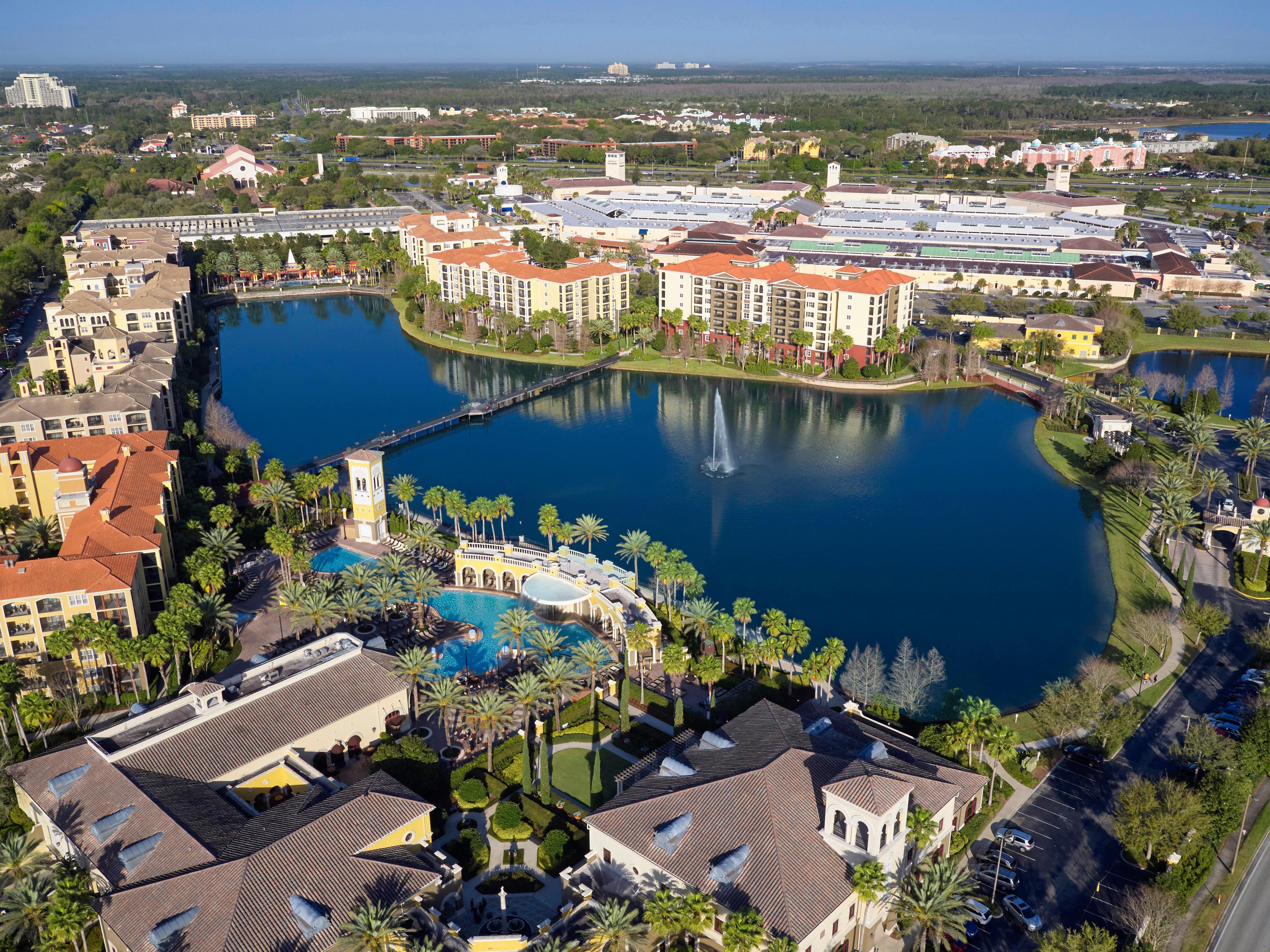 Hilton Grand Vacations at Tuscany Village  Orlando FL
