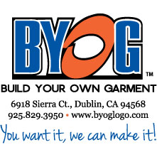 BYOG build your own garment