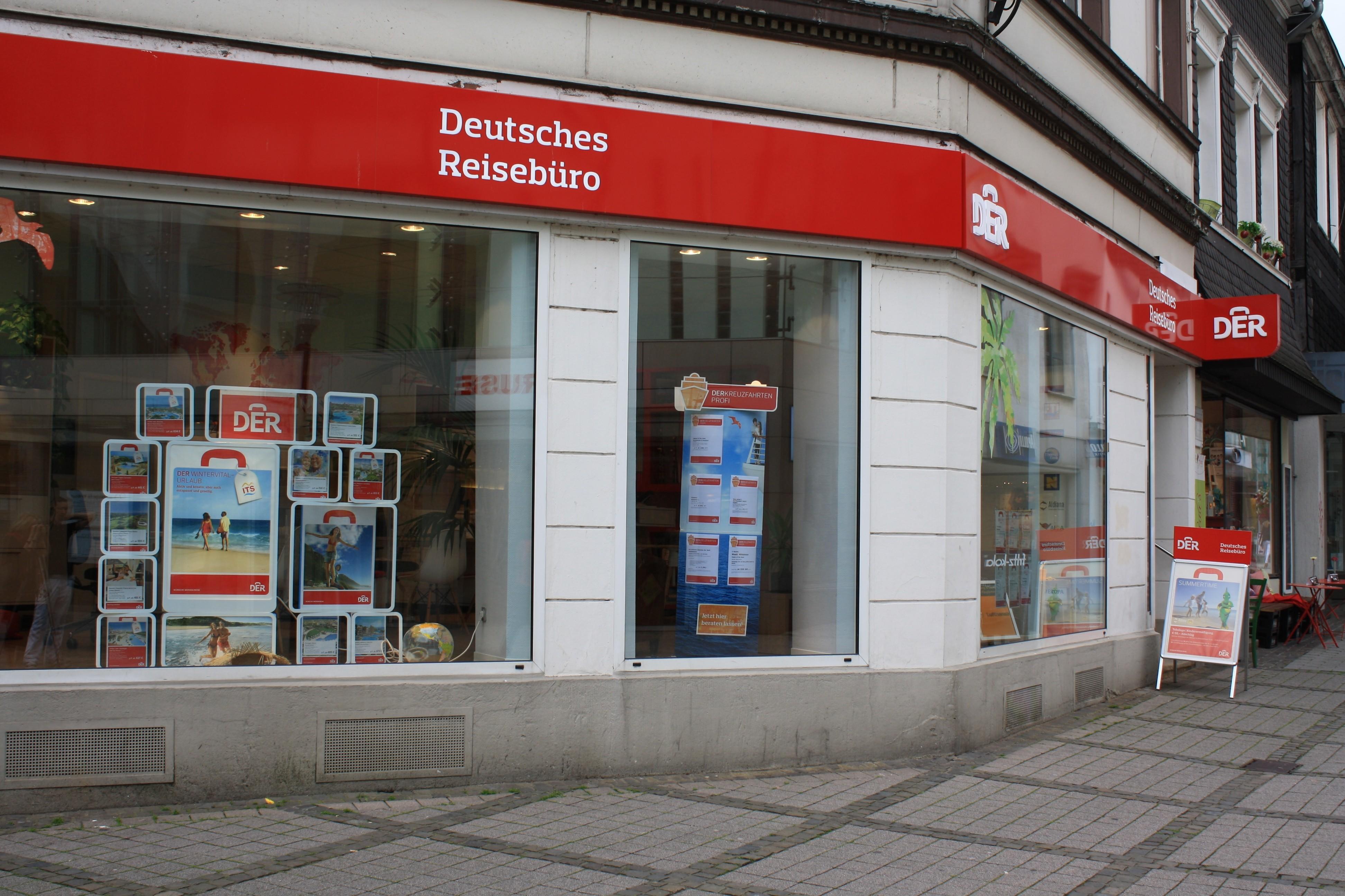 DER Deutsches Reisebüro, Hüsingstraße 3 in Schwerte