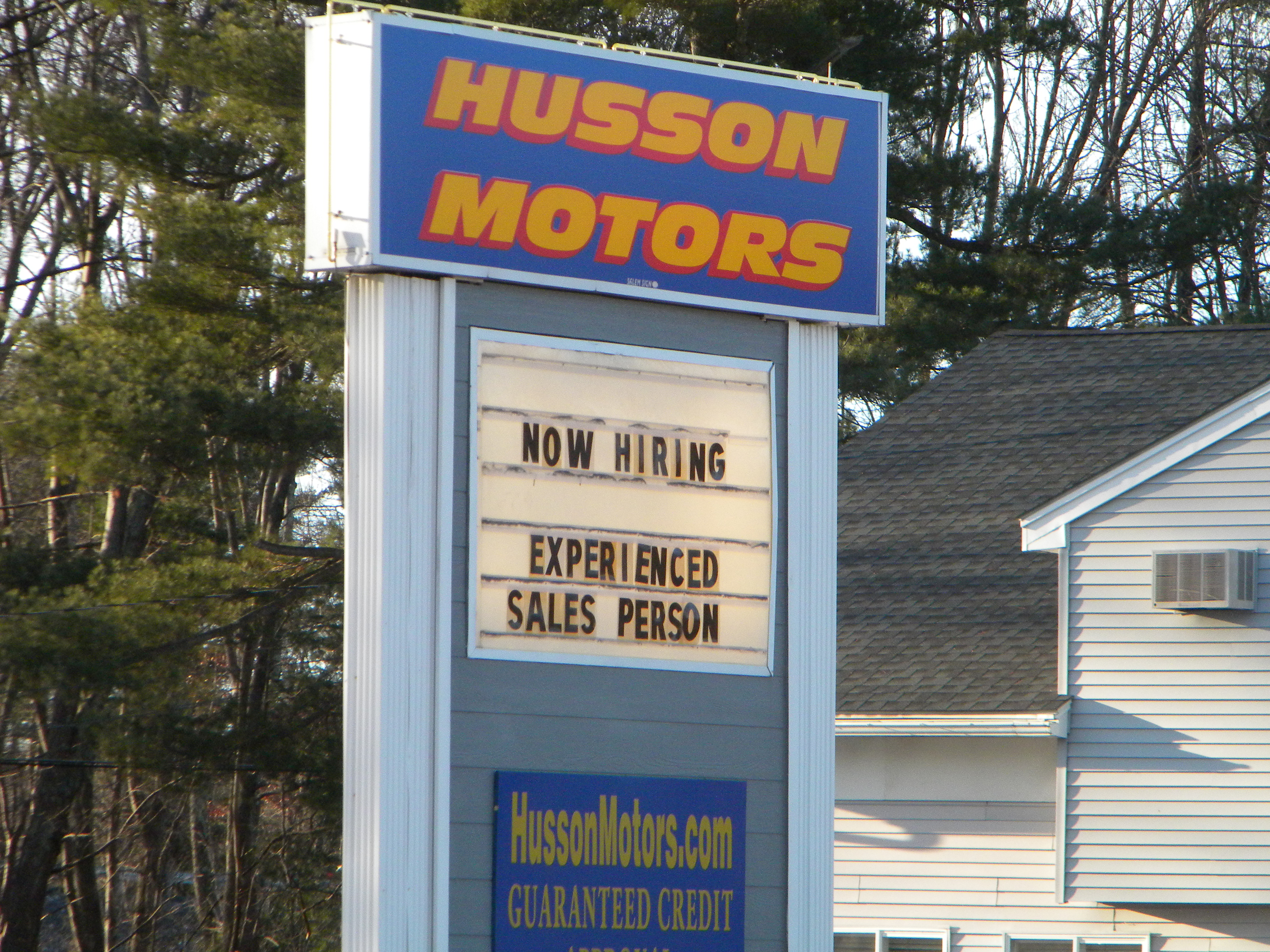 husson motors inc in salem nh whitepages