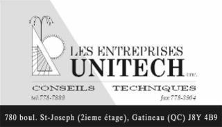 Unitech Les Entreprises à Gatineau