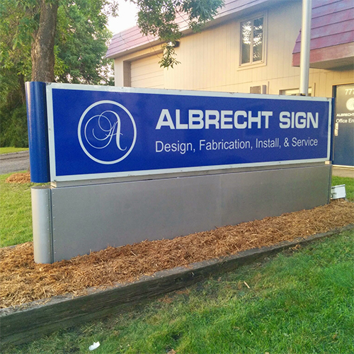 ALBRECHT SIGN COMPANY image 0