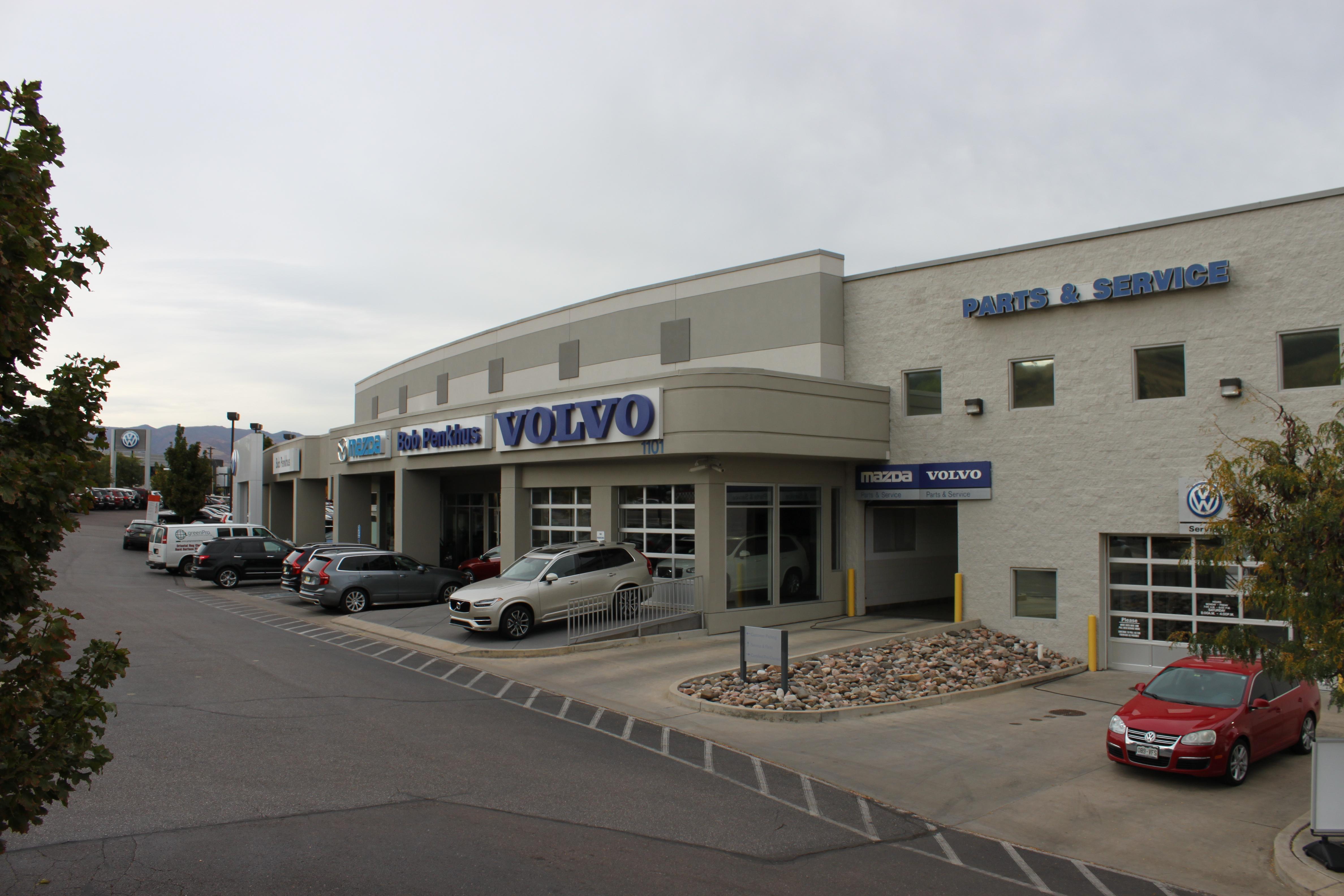 Bob penkhus volvo mazda volkswagen at 1101 motor city for Colorado springs motor city