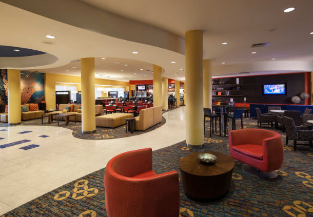 Courtyard by Marriott Fort Lauderdale Airport & Cruise Port image 2