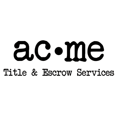 ACME Title and Escrow Services
