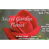Secret Garden Florist & Gift Shop Inc