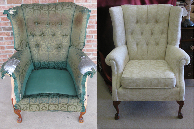 Classic Interiors by C & M Upholstery image 14
