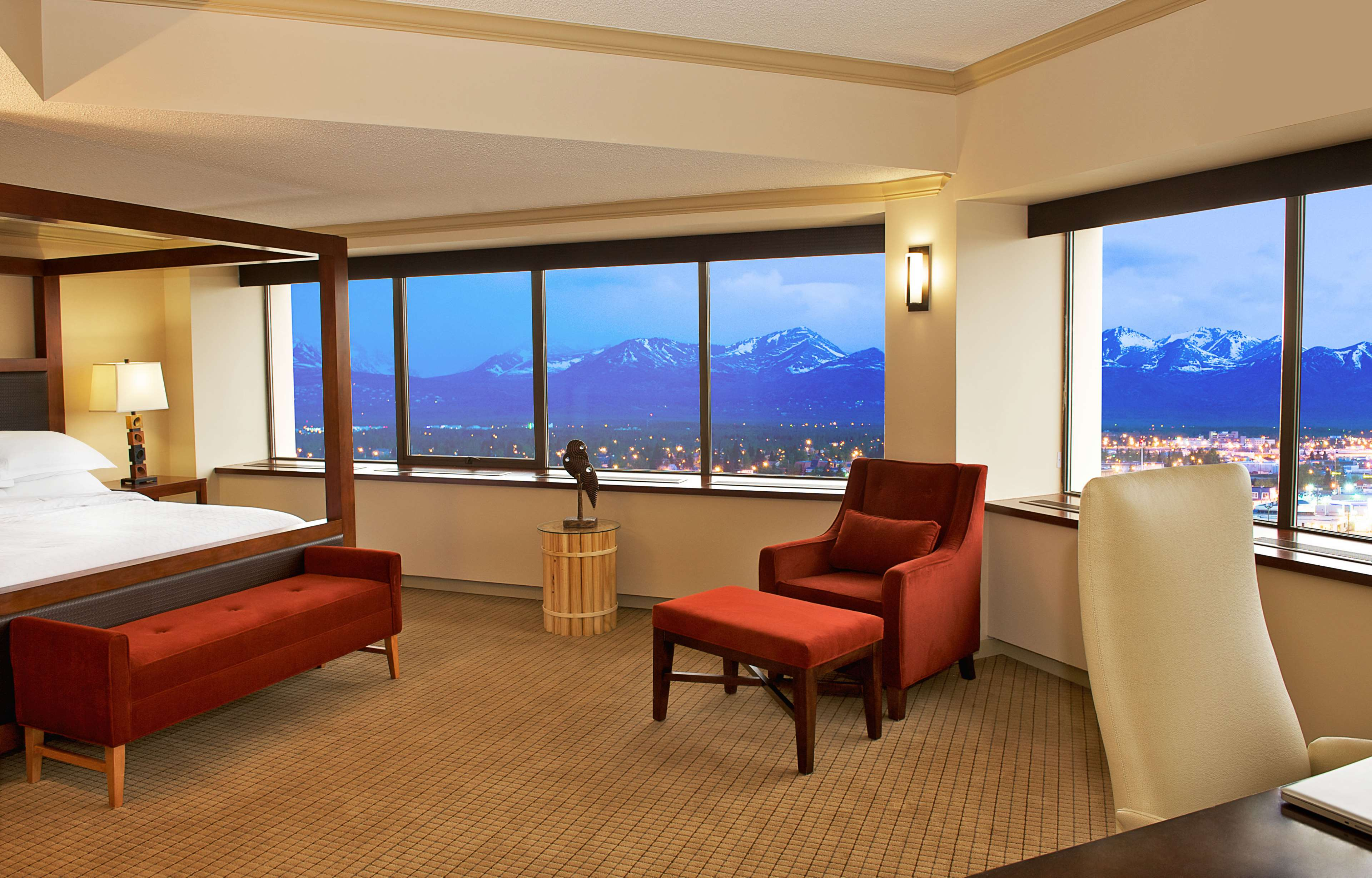 Sheraton Anchorage Hotel & Spa image 5