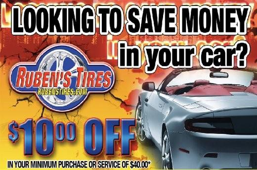 Ruben's Tires Service III image 6