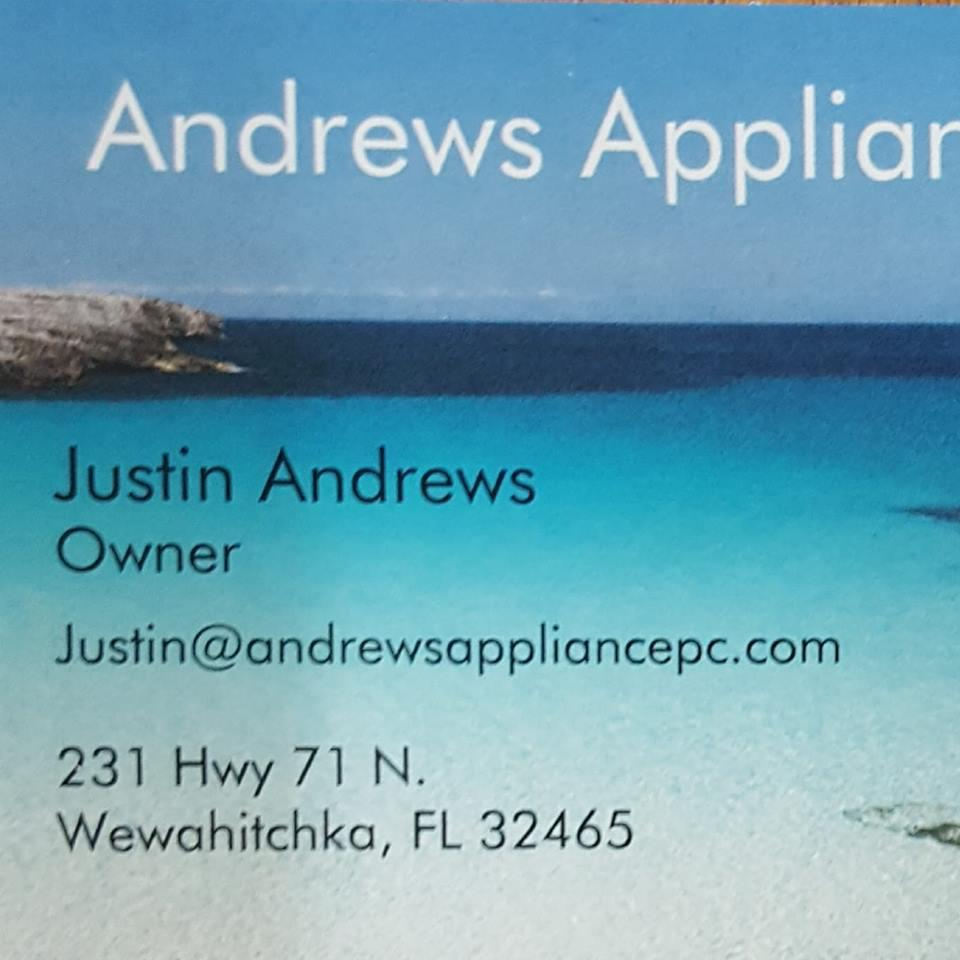 ANDREWS APPLIANCE Parts and Service, LLC image 3