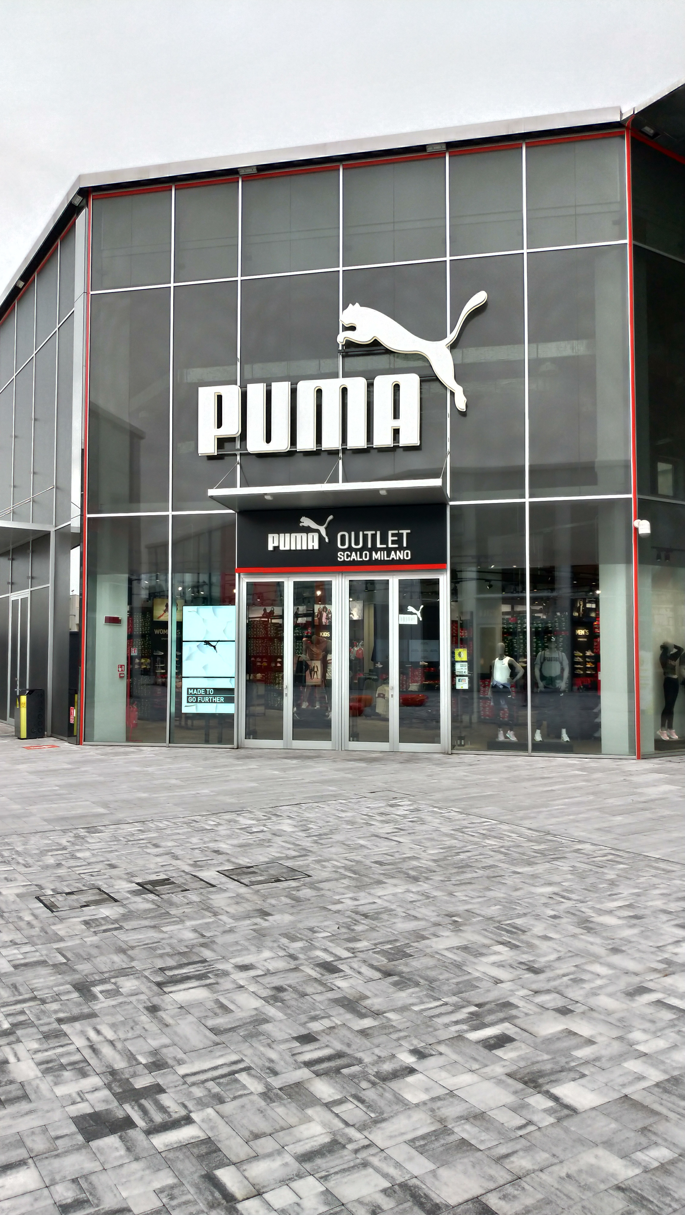 Puma Outlet Scalo Milano a Milano (MI)   Pagine Gialle