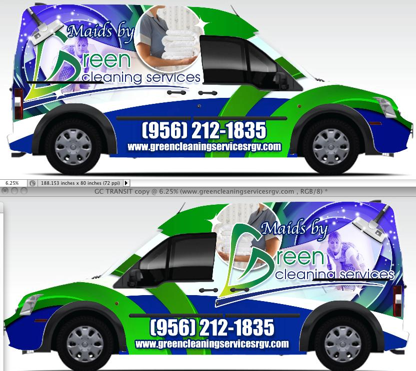 Green Cleaning Services LLC image 0