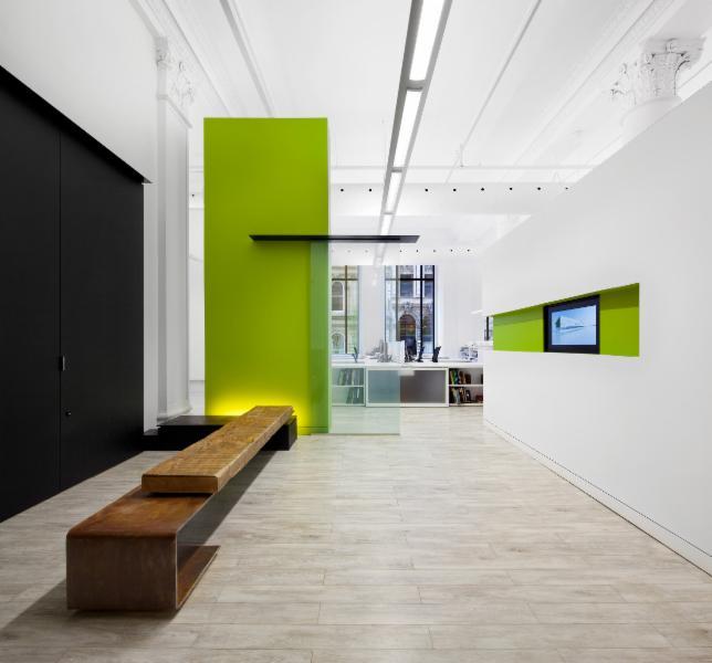 N.F.O.E. et associés à Montréal: Bureau 100: NFOE new office - Montreal, Quebec