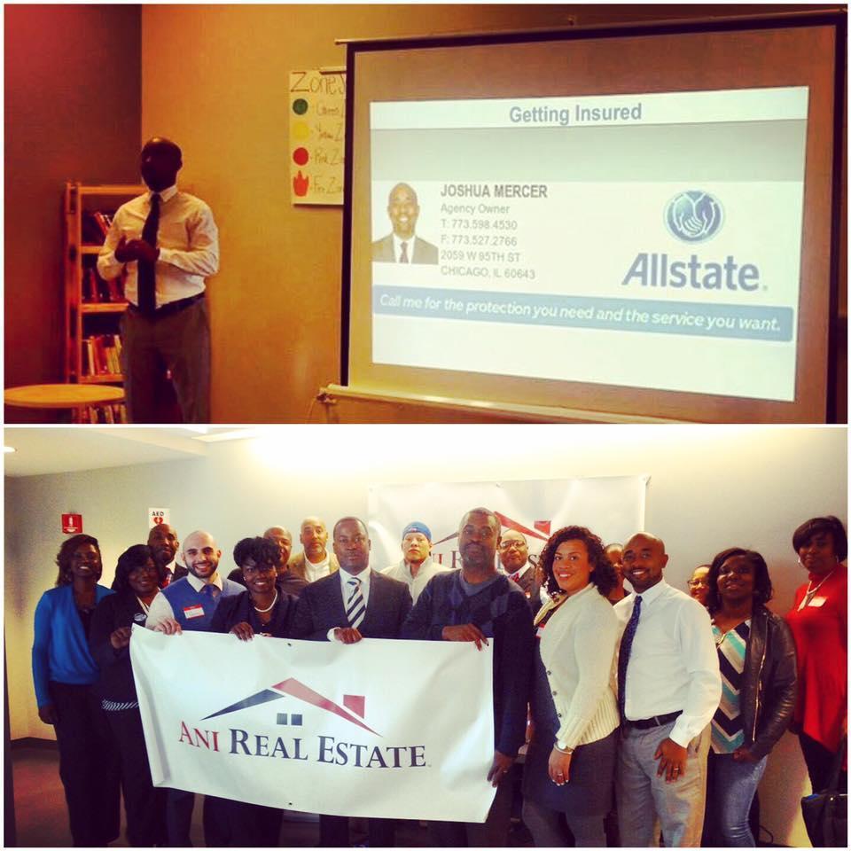 Joshua Mercer: Allstate Insurance 2101 W 95th St Ste 1