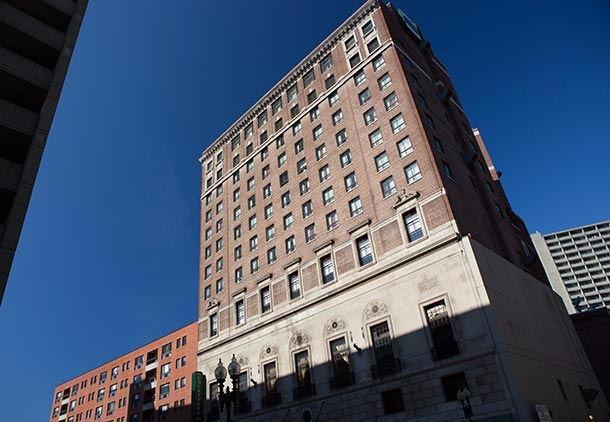 Hotels Near Wang Theater Boston Ma