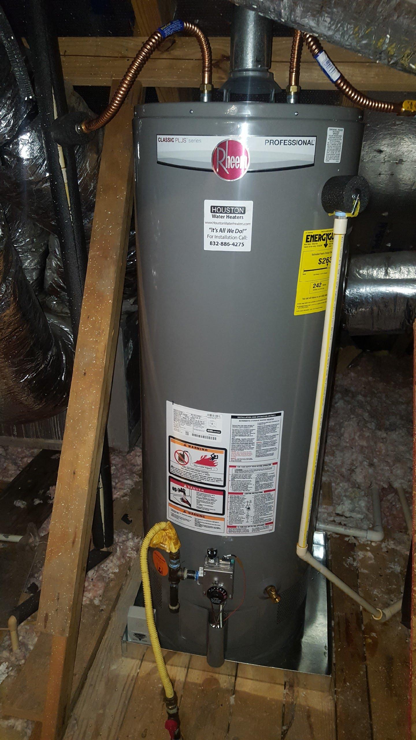 Katy Water Heaters image 33