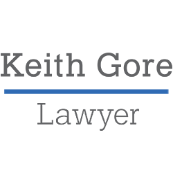 Keith Gore, Lawyer