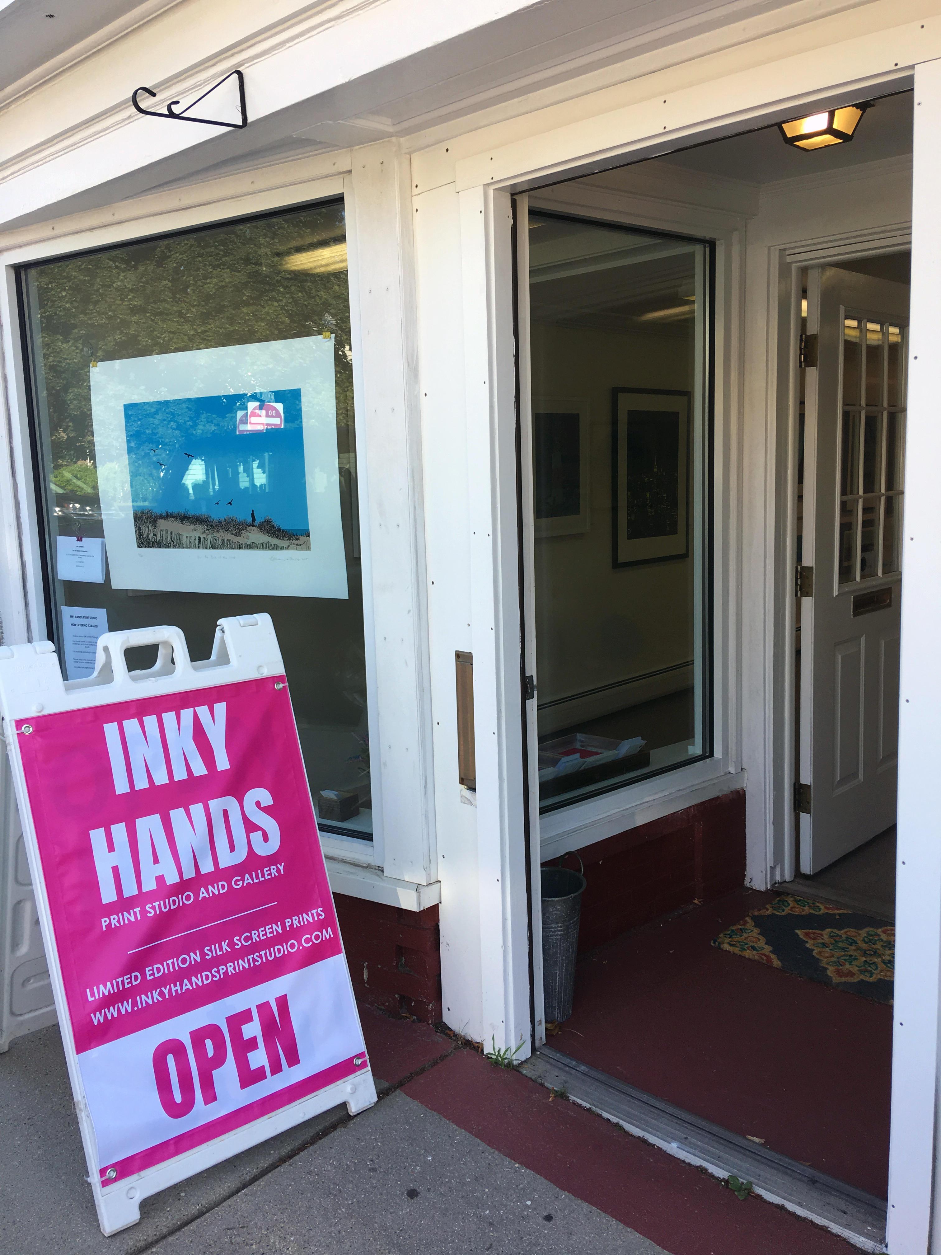 Inky Hands Print Studio & Gallery image 3
