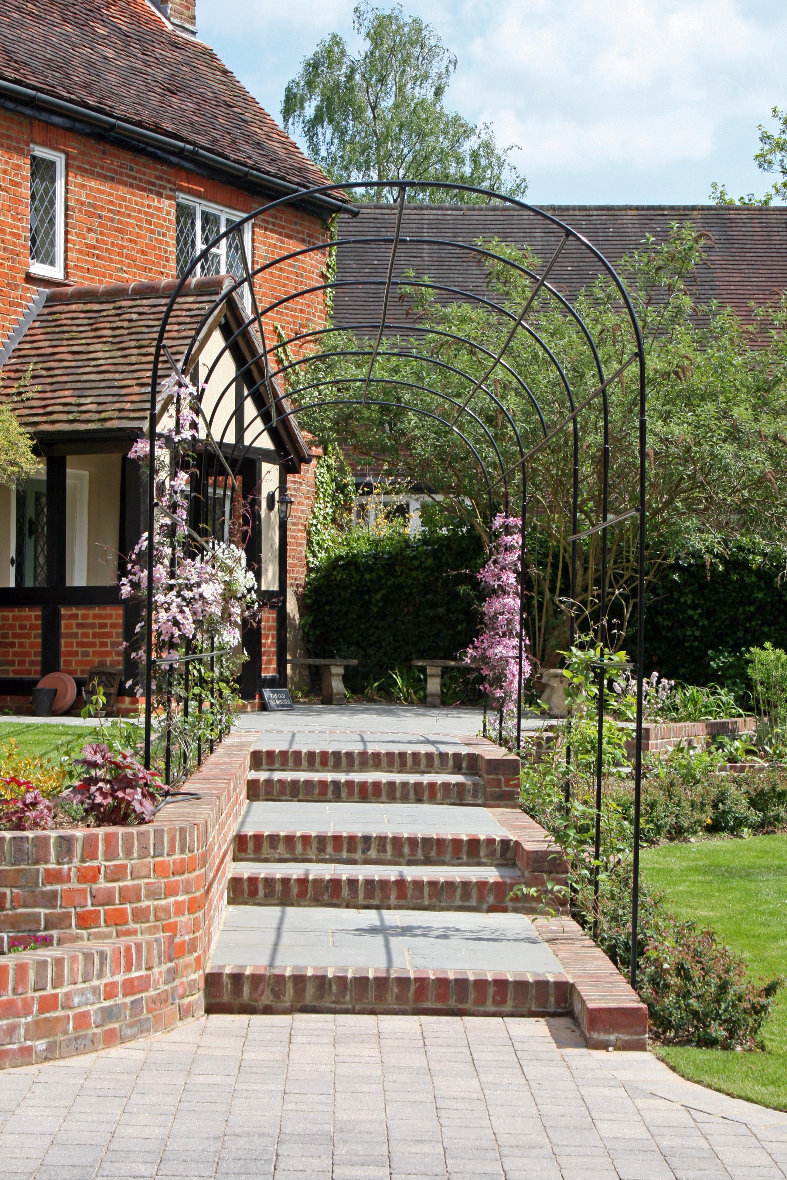 Home garden construction repair and arrangement in for Garden house design ltd