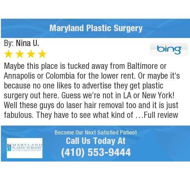 Maryland Plastic Surgery image 4