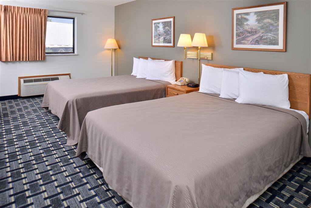 Americas Best Value Inn & Suites Manchester image 19