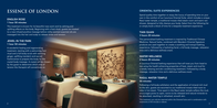 New spa treatments offerings
